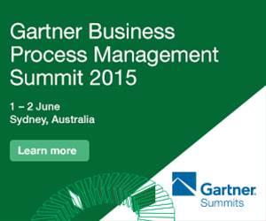 Gartner Business Process Management Summit
