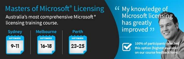 Masters of Microsoft Licensing