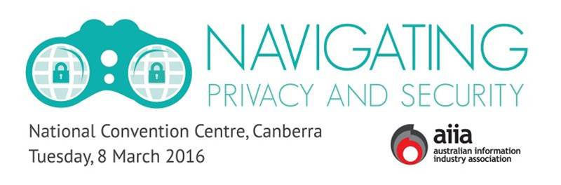 2016 AIIA Navigating Privacy and Security Summit
