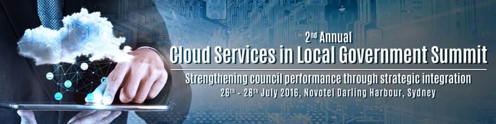 2nd Annual Cloud Services in Local Government Summit