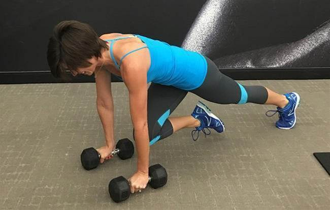 The 10-Minute Strength-Training Routine That Will Tone You From Head To Toe