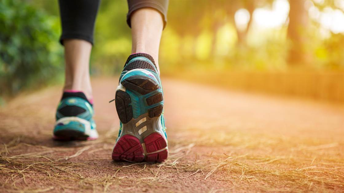 Here's How Long You Need To Walk To Burn Off Your Favourite Foods