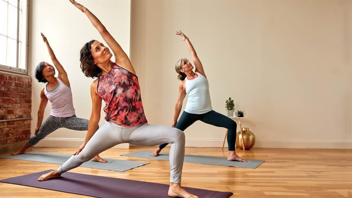 4 Ways Yoga Helps You Stay Calm