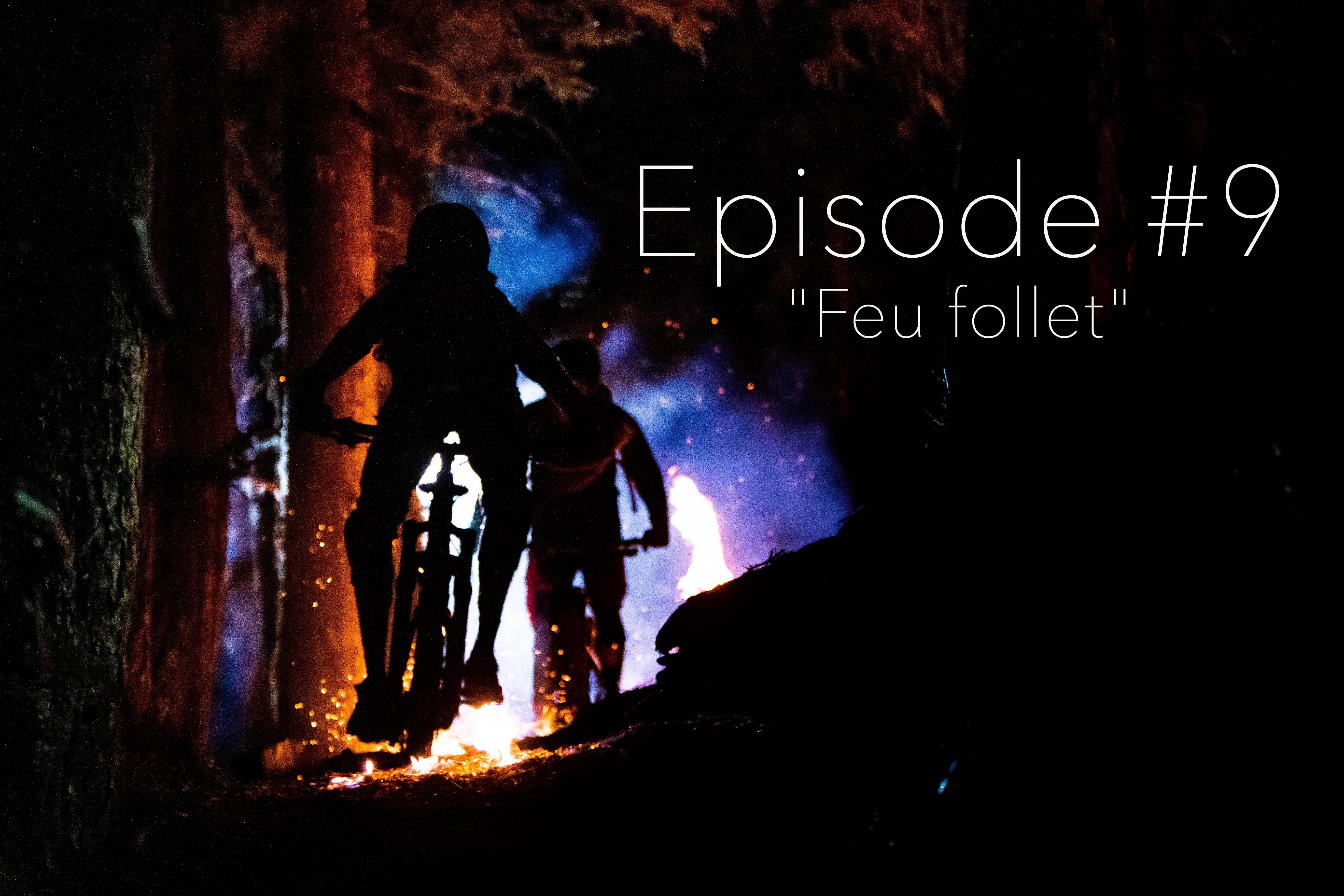 """Ludo et son vélo - Episode 9 """"Feu Follet"""" (Crazy Fire)"""