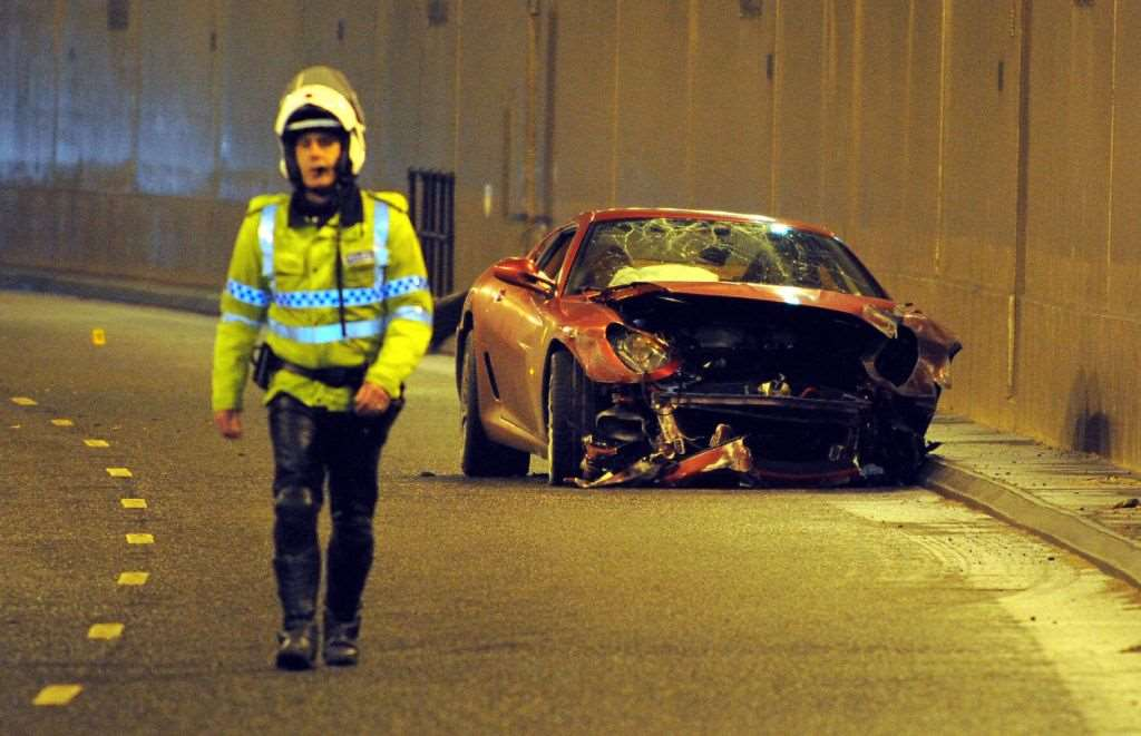 Ronaldo's Car Crash Pic Special - FTBL | The home of football in