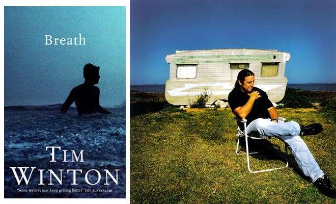 breathe tim winton essay Breath is the twentieth book and the eighth novel by australian author tim winton his first novel in seven years, it was published in 2008, in australia, new zealand .