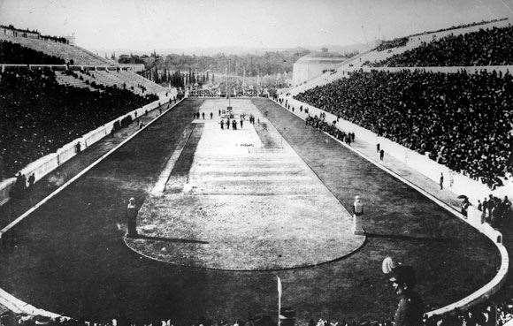 De Coubertin Olympics