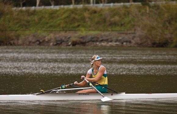 Kim Crowe Rowing