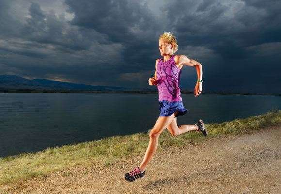 Melissa Rollison/Hauschildt Triathlon Running