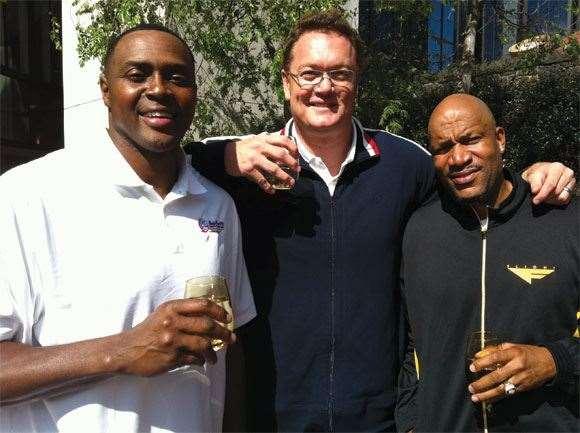 Drinks With NBA Legends - More Sport - Inside Sport