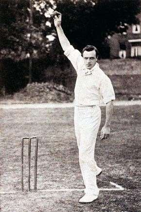 Bosie only played seven Tests for England, but they'll be remembered.