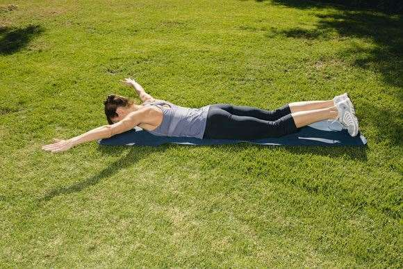 """The movements strengthen the muscles around the tendons – that's where my shoulder  pain is centred."""""""