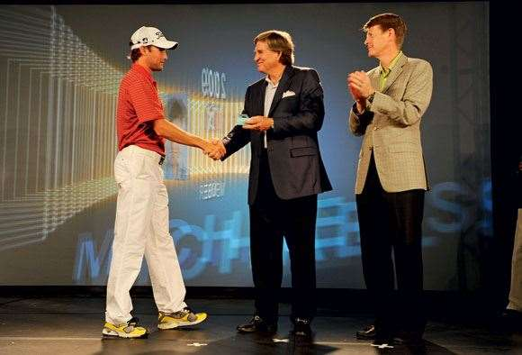 Sim scored his ticket to the US PGA Tour after returning from injury, so watch out everyone else.