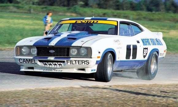 Remember Allan Moffat's XC Cobra?