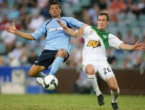 Aloisi still felt like a champ despite missing Sydney FC's winning grand final through injury