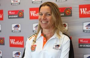 Belinda Wilson takes over as Roar's Head Coach | (Credit: Brisbane Roar)