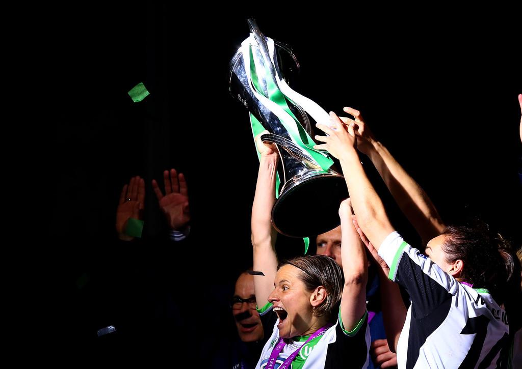 wolfsburg lyon champions league