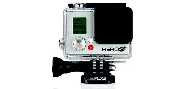 GoPro® Launches HERO3+®. A Smaller, Lighter Evolution of ...