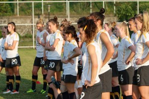 The Young Matildas are ready for the biggest two weeks of their football careers