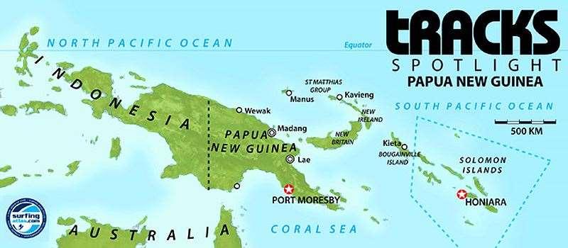 Surf Papua New Guinea