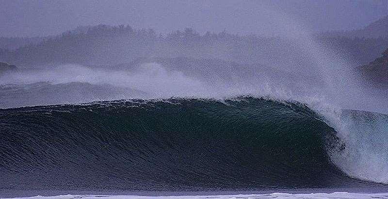 Surf British Columbia