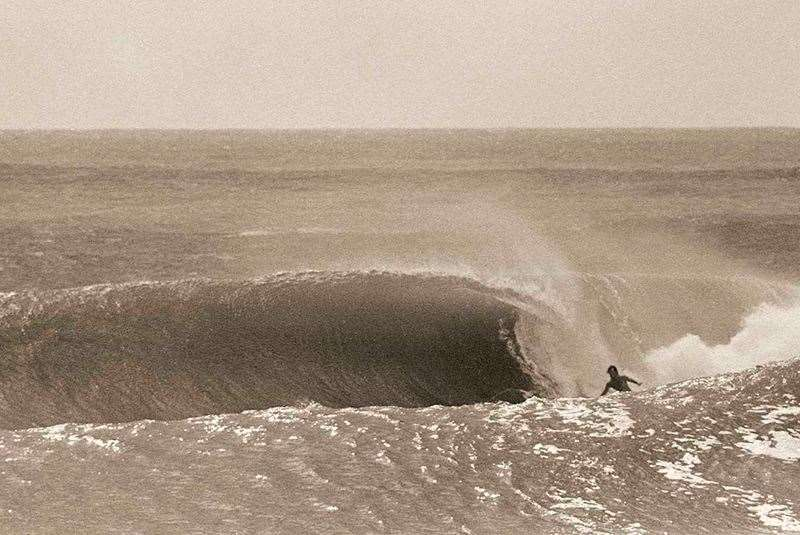 Baddy Treloar and Angourie have shared an symbiotic relationship since the 70s. Photo: Paul Witzig