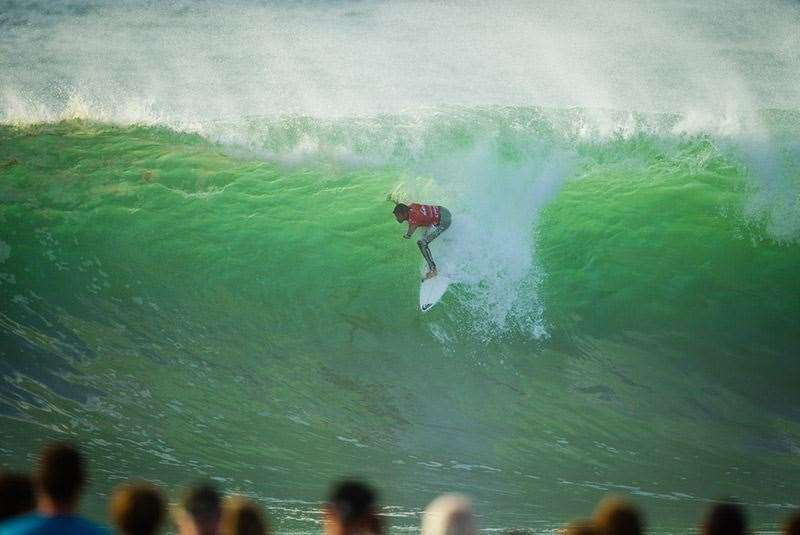 There has never been a more clutch moment in Jeremy's career to step up. Photo: Joli