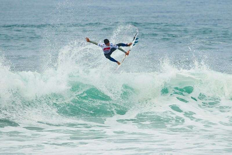 Gabby will be hoping to stamp out his first world title in Europe and avoid a showdown in Hawaii. Photo: Joli