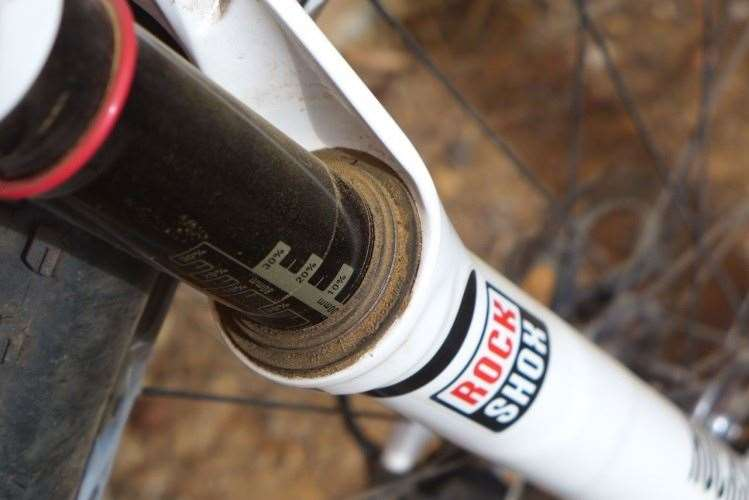 Keeping dirt away from suspension seals will prevent that dirt from working its way further into the fork over time.