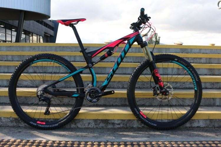 aa2149d9406 Scott unveil their 2016 bikes - Australian Mountain Bike | The home ...