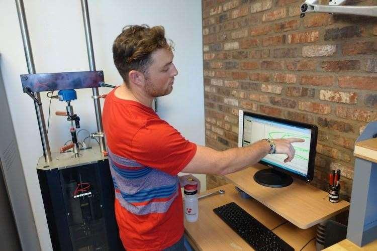Trek Suspension R&D - Factory Tour Part 1 - Australian