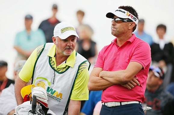 Robert Allenby's dramatic split with caddie Mick Middlemo earlier this year put the spotlight on player/caddie relationships