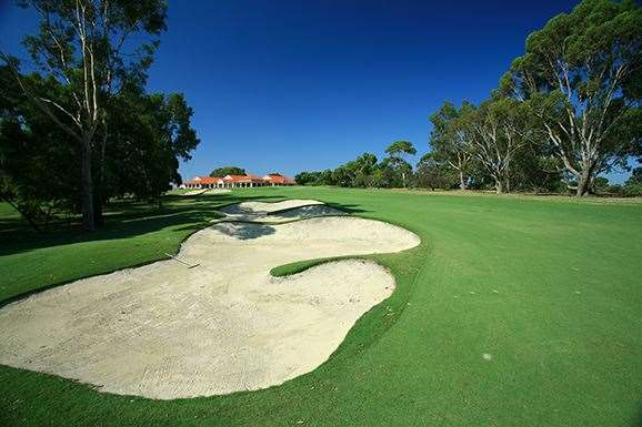 Mt Lawley GC. PHOTO:Brendan James