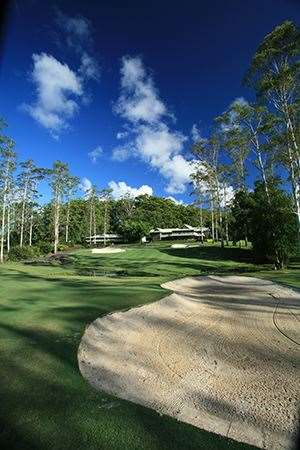 Bonville Golf Resort. PHOTO:Brendan James