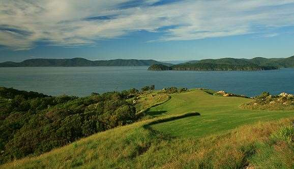 Hamilton Island GC. PHOTO:Brendan James