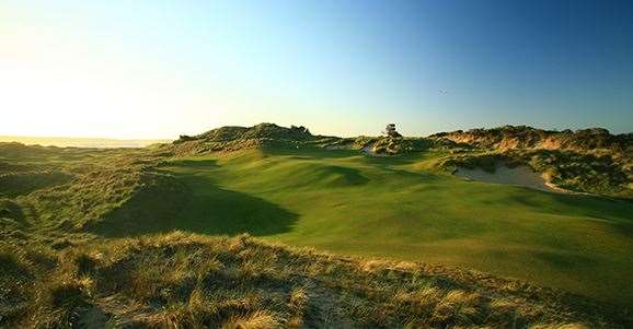 Barnbougle Dunes. PHOTO:Brendan James
