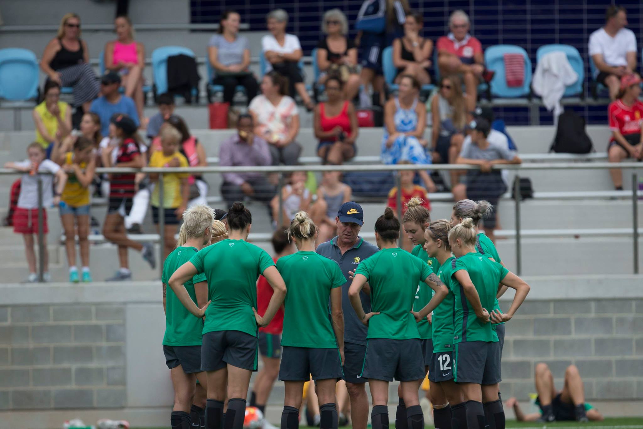 Regular camps for the Matildas has been the main preparation (Photo: Damian Briggs / Football NSW)