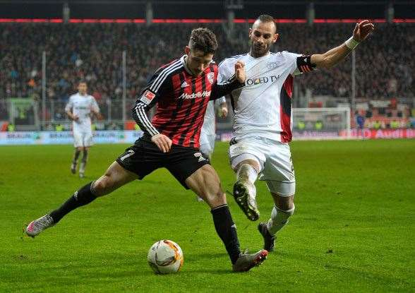 Mat Leckie has been a standout for his side Ingolstadt in their first season in Germany's top flight. (Photo by Getty Images)