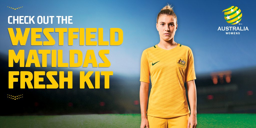 bfde8e2d6a3 2016 Matildas jerseys unveiled - The Women s Game - For the love of ...