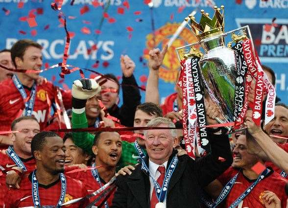 Manchester United won the EPL but not in great fashion (Photo by Getty Images)