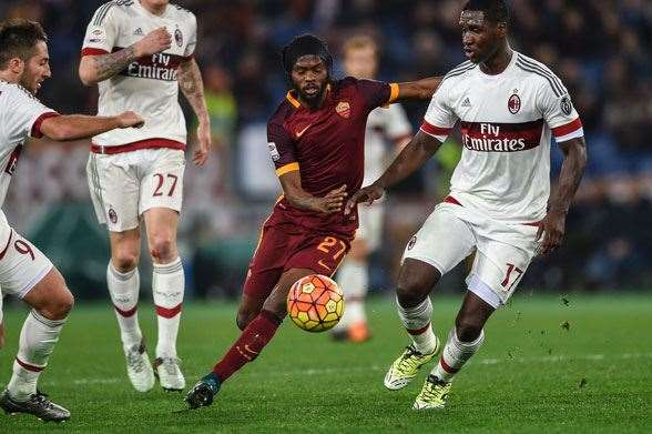 Gervinho - Hebei China Fortune - $26m from AS Roma. (Photo by Getty Images)