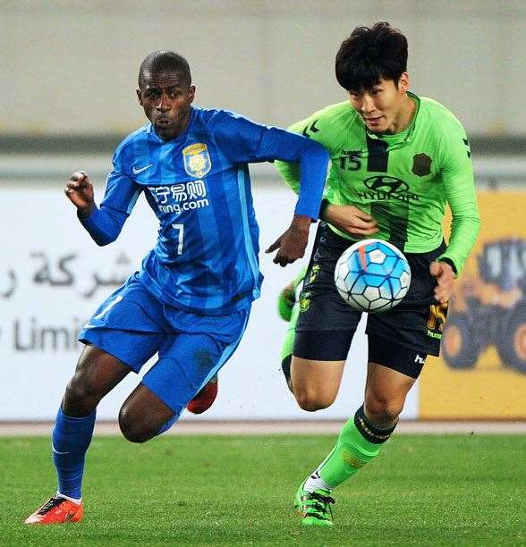 Ramires - Jiansgu Suning -$41m from Chelsea. (Photo by Getty Images)