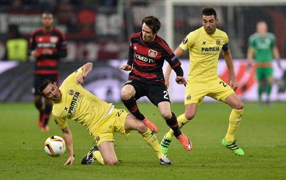 Robbie Kruse is back playing for Bayer Leverkusen and eager to impress on his return with the Socceroos. (Getty Images)
