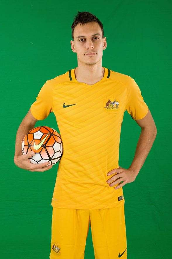 Socceroo Trent Sainsbury (Photo by Getty Images)