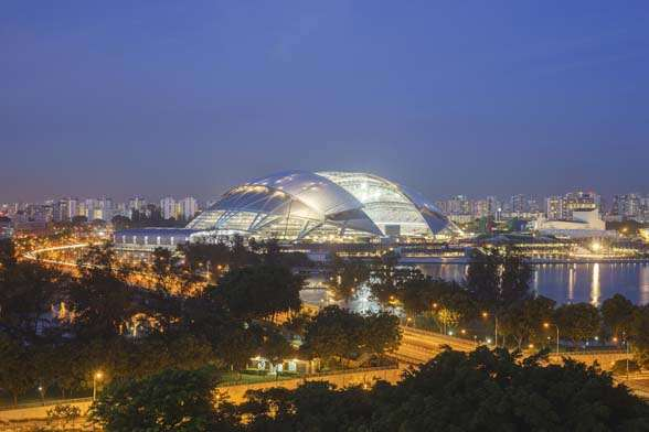 Overseas fans can expect a seamless 7s experience linking the SportsHub and downtown