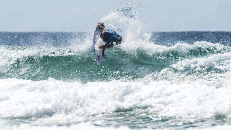 With Micro Hall in his corner and a win at Surfest Matt Wilko might be on a roll. Photo: Joli