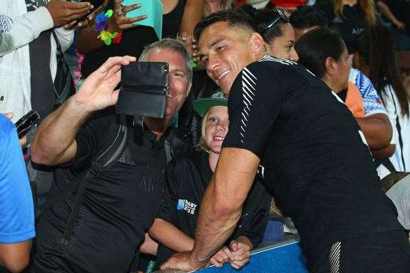 Sonny Bill William's return will be a major boost for New Zealand and rugby fans. (Photo by Getty Images)