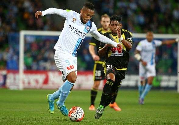 Harry Novillo, Melbourne City - (Photo By Getty Images)