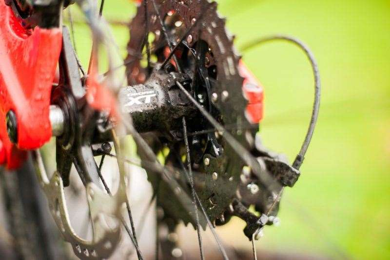 Shimano XT Trail wheel review