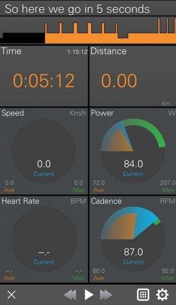 JetBlack trainer app